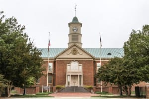 Edgecombe County Courthouse